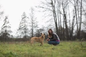 Mensch wie Hund © J. Fiedler